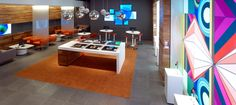 AT&T – Michigan Avenue | CallisonRTKL using Formica® Laminate
