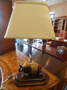 Frederick Cooper Elephant Lamp - The Perfect Thing