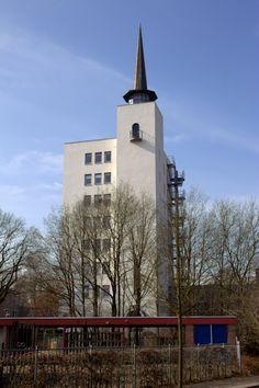 Watertoren Rhenen (Koerheuvel)