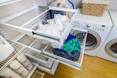 Lighten Your Laundry Load with these Simple Organizing Tips