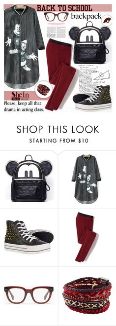 """Back to School: New Backpack"" by katjuncica ❤ liked on Polyvore featuring Icebreaker, Madewell, First People First and BackToSchool"