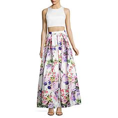 FREE SHIPPING AVAILABLE! Buy My Michelle Sleeveless Dress Set-Juniors at JCPenney.com today and enjoy great savings.