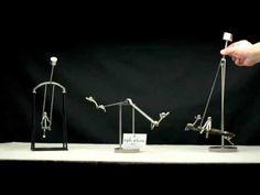 Full Kinetic Balancing Desk Toy Playground! - YouTube