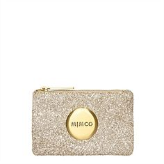 Mimco Tiny Sparks Pouch - it would be great if there was a clutch size one. Mimco Pouch, Mimco Bag, Clutch Wallet, Handbag Accessories, Fashion Accessories, Beautiful Bags, Purses And Bags, Satchel, Sartorialist