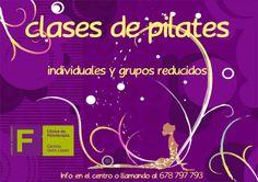 """Clases de Pilates no centro de fisioterapia """"Carlota Usón""""- Vigo"""