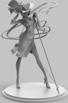 (1) 首頁 / Twitter Zbrush Character, 3d Model Character, Character Poses, Female Character Design, Character Concept, Character Art, Pose Reference Photo, Drawing Reference Poses, 3d Pose