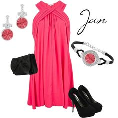 """What We Would Wear Wednesday - Jan"" by jewelpop on Polyvore"
