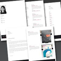 Creating An Elegant Looking Resume With InDesign (via vector.tutsplus.com)