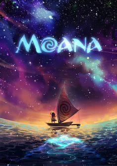 MOANA by christon-clivef on DeviantArt