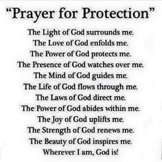 Prayer for protection Archives - Prayer Scriptures, Bible Prayers, Faith Prayer, God Prayer, Bible Verses Quotes, Faith Quotes, Prayer For Salvation, Thankful Prayers, Psalm 91 Prayer