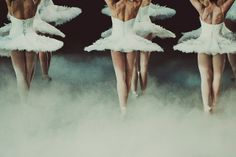 Photos of Swan Lake by Raúl González, via @Diana Avery Avery Avery Moss