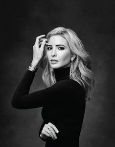 "Ivanka Trump is classy, successful, driven and learned how to step beyond her father's shadow to run her own business and campaign, ""Women Who Work"". Portrait Photography Poses, Photography Poses Women, Fashion Photography, Photography Business, Photography Lighting, Flash Photography, Professional Portrait Photography, Lifestyle Photography, Digital Photography"
