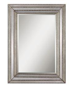 Uttermost 14465 Seymour Rectangular Wall Mirror | Capitol Lighting 1-800lighting.com