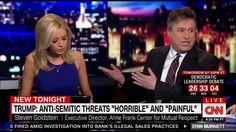 """Trump Dislikes Jews"" CNN Idiot Embarrassed by Trump Supporter Live on CNN - YouTube"