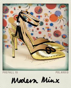 Charlotte Olympia MODERN MINX | Buy ➜ http://shoespost.com/charlotte-olympia-modern-minx/