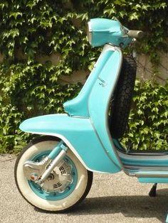 1964 Lambretta TV200 TV 200 Classic Vintage Italian Built Scooter - Restored in Scooters & Mopeds   eBay Motors