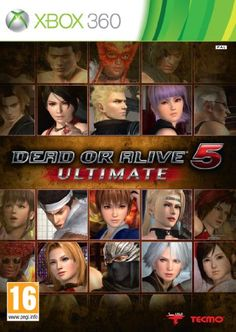 From 11.99:Dead Or Alive 5 - Ultimate (xbox 360)