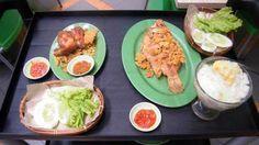 Craving for the taste of fresh tilapia fish?  Race to  any one of Ikan Nila Bakar Pak Ono's restaurants around Jakarta.