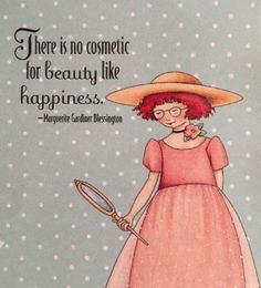 There-Is-No-Cosmetic-For-Beauty-Mary-Engelbreit-Artwork-Magnet