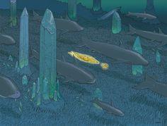 The Art of Moebius - Animation