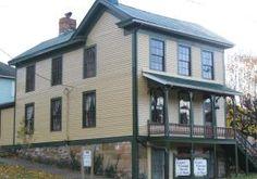 Campbell-Flannagan-Murrell House Museum in Hinton, West Virginia