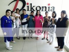 A salute to #Women Power at Dikonia.  Dikonia wishes all the wonderful women out there a very #Happy #Women's #Day.