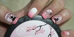Nail Art Sakura