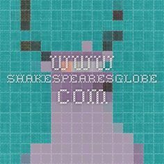 www.shakespearesglobe.com