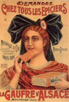 La gaufre d'Alsace