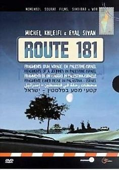 Mecfilm Shop: Route 181 - Fragments of a Journey in Palestine-Israel