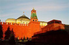 Lenin Mausoleum, Russia