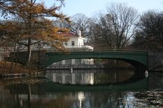 Lullwater Bridge in Prospect Park.    This is the bridge Princess Anyu crosses with her fiance right before the last battle scene on D425E25 Tertius.