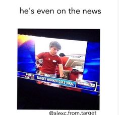 Alex from target The Last Laugh, Have A Laugh, Dankest Memes, Funny Memes, Hilarious, Alex From Target, Target Employee, Dark Sense Of Humor, 1d And 5sos