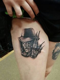 143 Best Horror Tattoo Images images | Tattoo images, Horror, Rocky ...