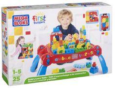 xAmazon.com: Mega Bloks Play 'n Go Table: Toys & Games
