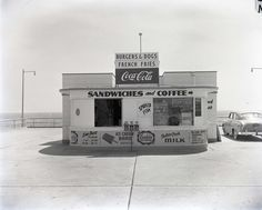 Balboa Pier ... back in the day