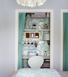 Closet Office Project!
