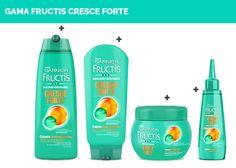 Amostras e Passatempos: AMOSTRAS Fructis Cresce Forte