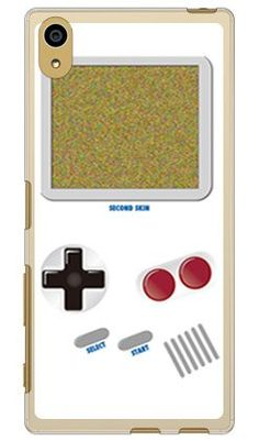 SECOND SKIN レトロゲーム ホワイト (ソフトTPUクリア) / for Xperia Z5 SO-01H/docomo  DSO01H-TPCL-701-J018 SECOND SKIN http://www.amazon.co.jp/dp/B018LFQERS/ref=cm_sw_r_pi_dp_pu-7wb0ZGCQSP