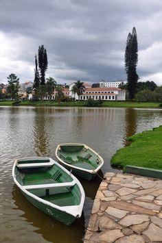 Parque das Águas, São Lourenço, MG, Brazil