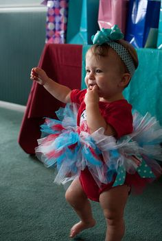 "Photo 2 of 75: Dr Seuss Thing 1 Thing 2 / Birthday ""Thing 1 Thing 2 Twins First Birthday Party"" 
