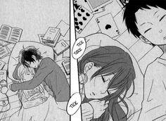 Tonari no Kaibutsu-kun Chapter 45 | Brain's Base | Robico