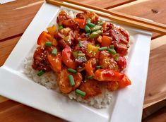 With just 78 mg sodium - tangy, crispy delicious Low Sodium Sweet and Sour Chicken covered in sticky sauce you don't have to give up the Chinese classic. Sodium Free Recipes, Low Salt Recipes, Cooking Recipes, Diet Recipes, Heart Healthy Recipes, Healthy Heart, Healthy Foods, Chicken Strip Recipes, Kidney Friendly Foods
