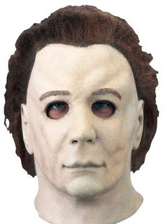 I've been a huge Halloween fan since i was a teen, so i've bought several different versions of the Michael Myers mask. this has to