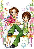 IMVU Profile Cartoon Dolls