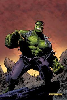 Hulk by Jim Cheung