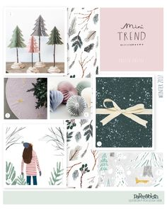 December is here, hurrah! The days now have a definite chill and Christmas is fast approaching, so here's a pretty xmas mini trend to get things going. Pastel coloured paper at the ready - we feel some origami coming on! Christmas Palette, Christmas Trends, Christmas Colors, Christmas Inspiration, Christmas Decorations, Merry Christmas, Kids Christmas, Xmas, Christmas Windows