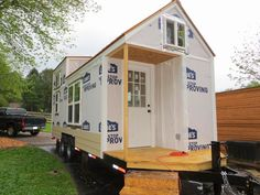How to Build a Tiny House: The Robins Nest by Brevard Tiny House Co.