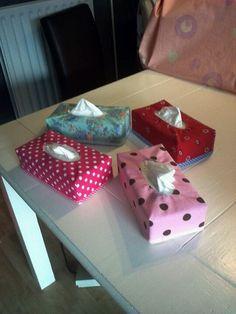 Afscheid kadootje leidsters psz Little Presents, Teacher Gifts, Gift Wrapping, Nice Ideas, Treats, Homemade, Crafty, Sewing, School