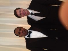 Grant Snyder with Master P at recent auction